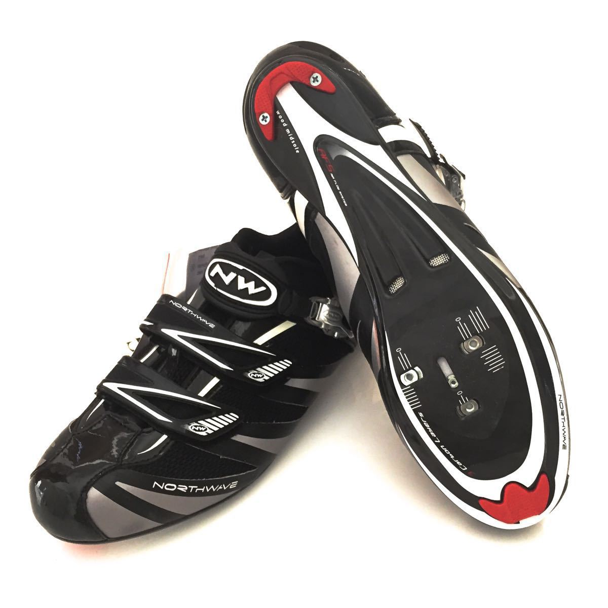 northwave evolution sbs mens road cycling shoe black