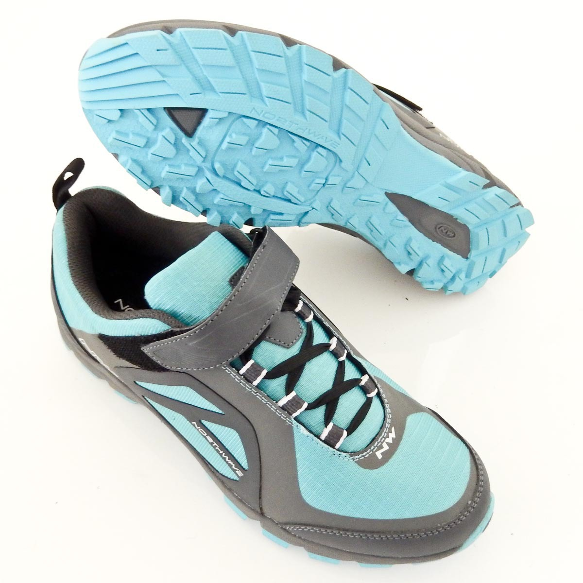 northwave escape evo cycling shoes mountain casual blue
